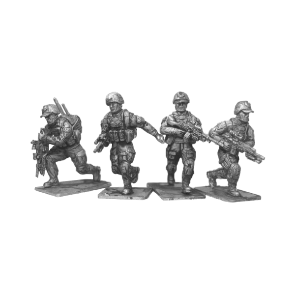 Modern Australians 2 pack for Afghanistan 2010 to the present front view.