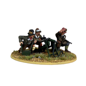 Freikorps Werdenfels HGM Team for interwar German Revolution 1918-1919 front painted view.