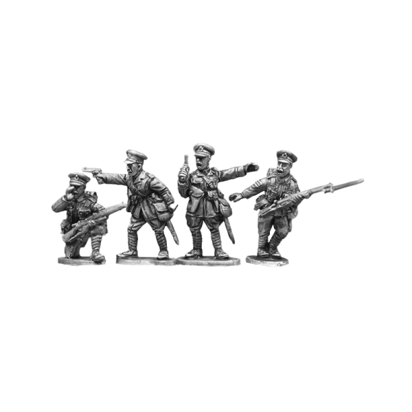 British Expeditionary Force (BEF) Command 1 pack.